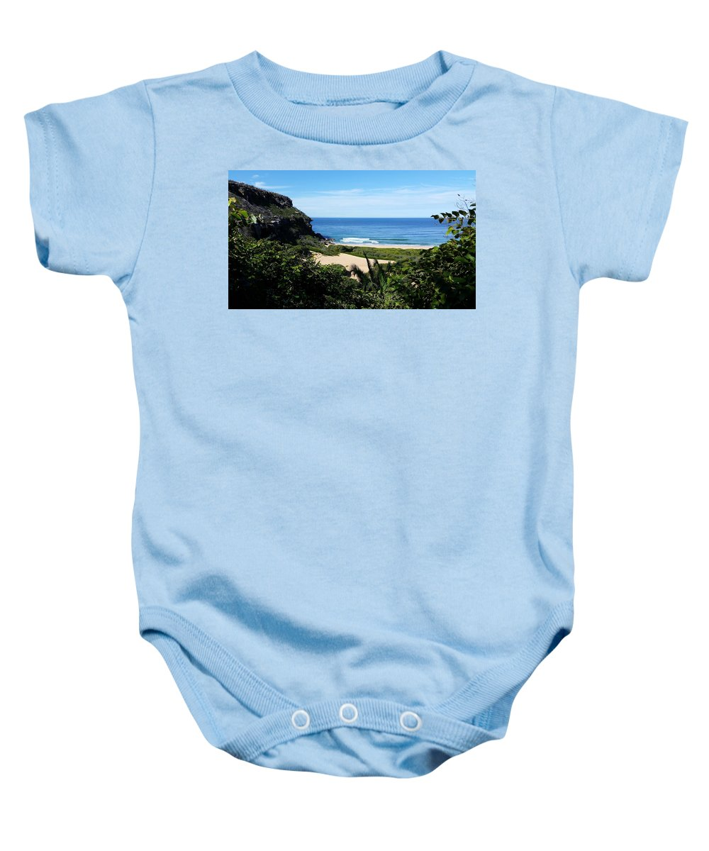 Australia Baby Onesie featuring the photograph Australia - Robinson Crusoe's Palm Beach by Jeffrey Shaw