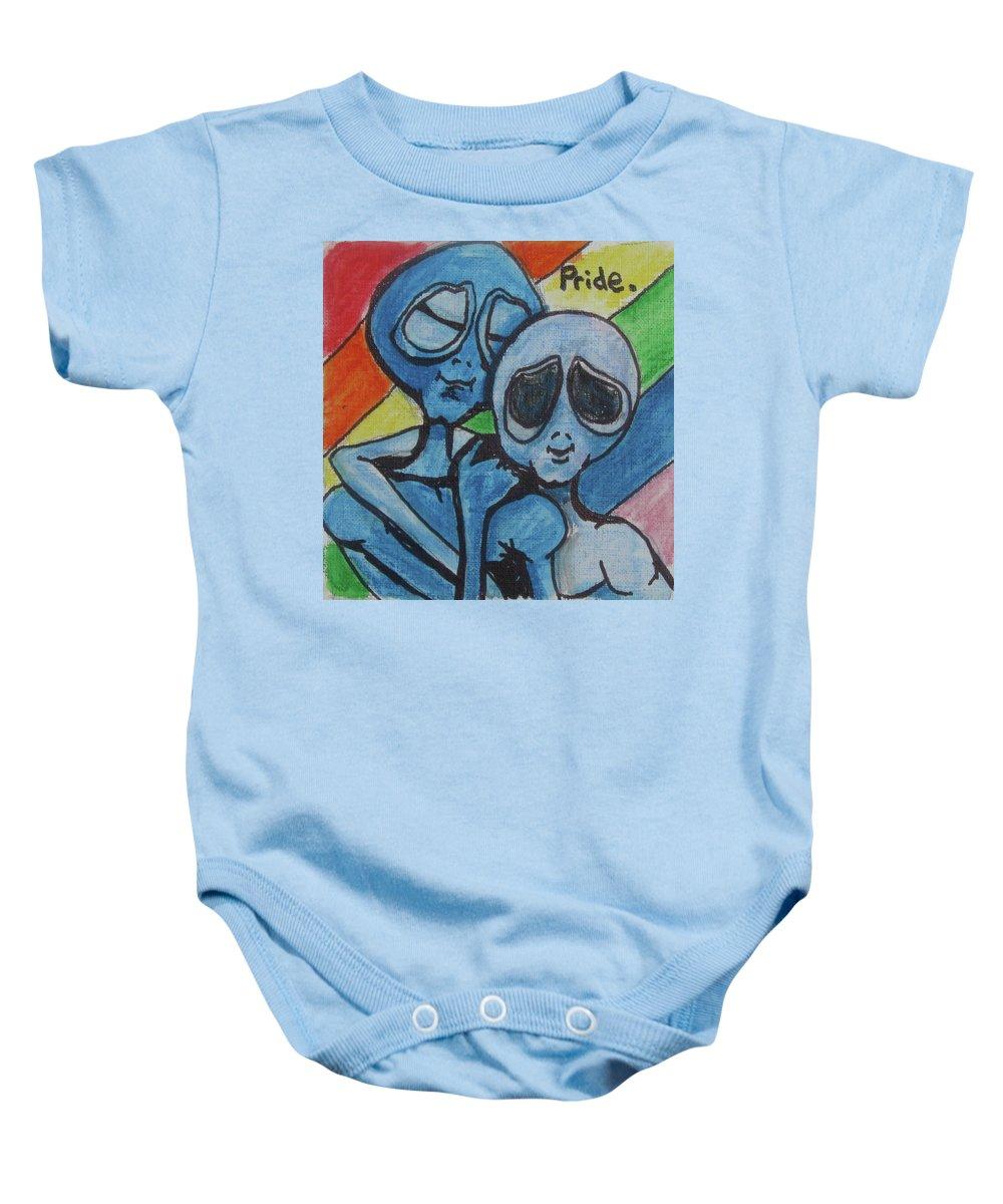 832562cd0 alien Pride Onesie for Sale by Similar Alien