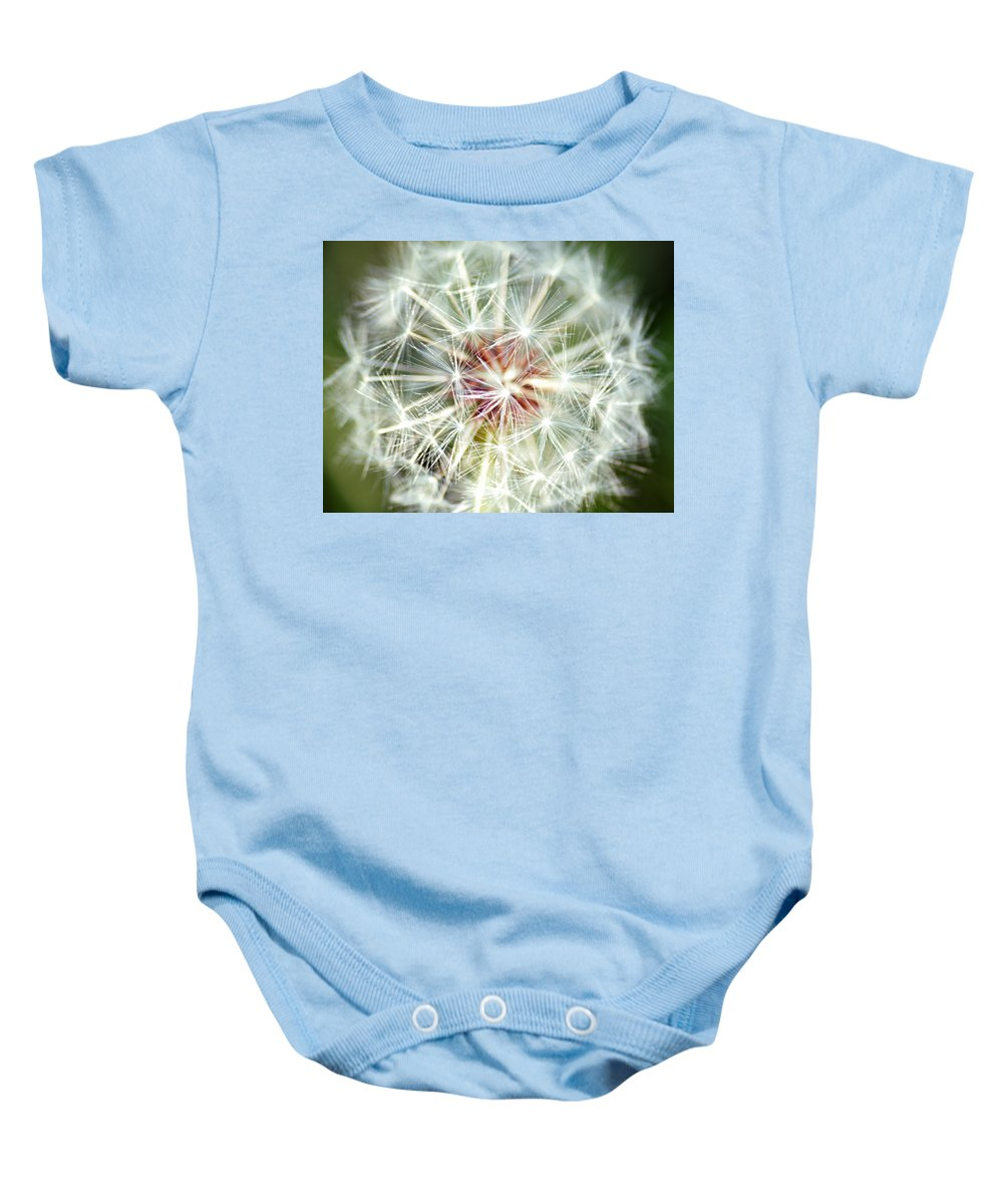 Photography Baby Onesie featuring the photograph Anything Is Beautiful In The Right Context by Larry Ricker