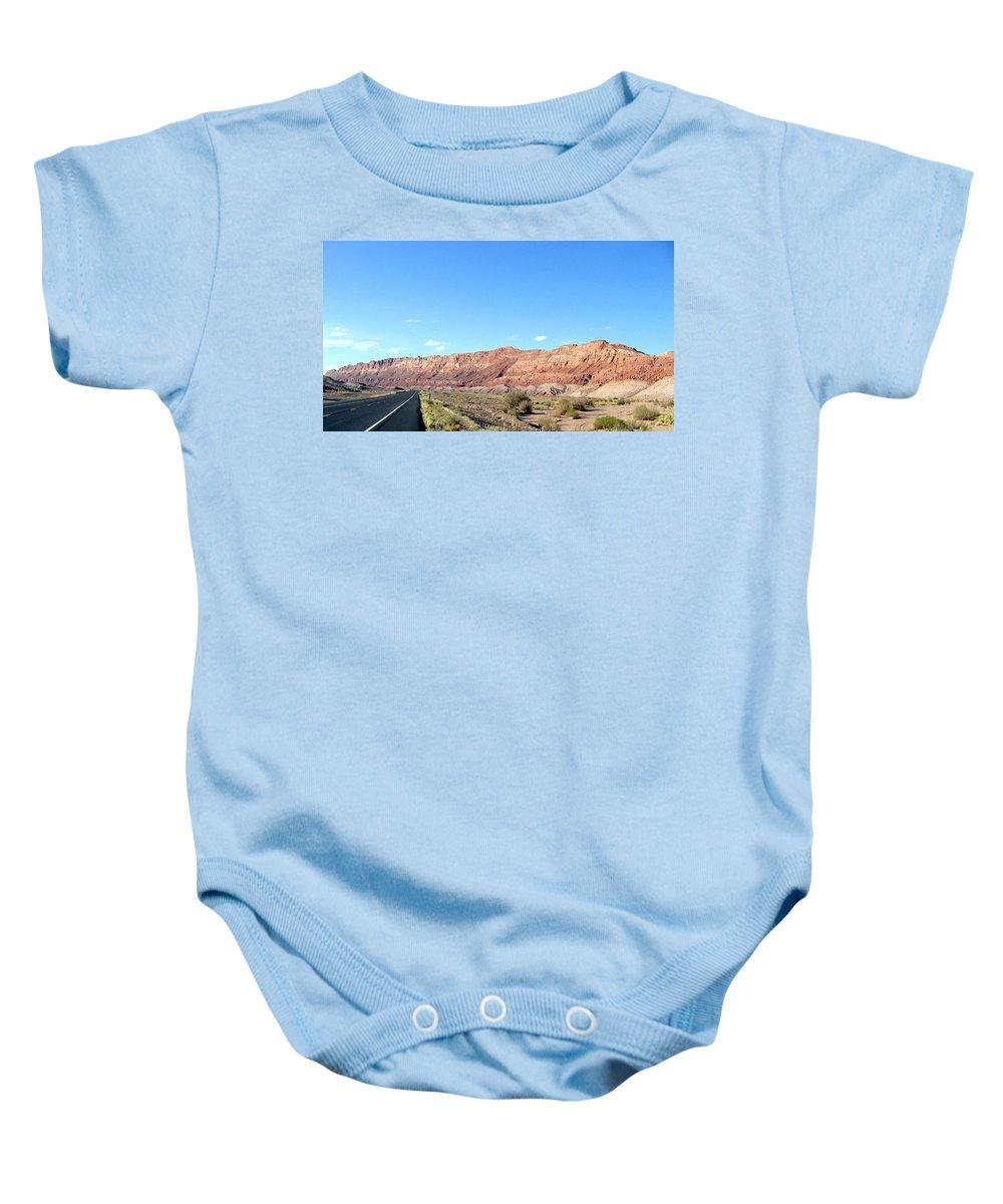Arizona Baby Onesie featuring the photograph Arizona 17 by Will Borden