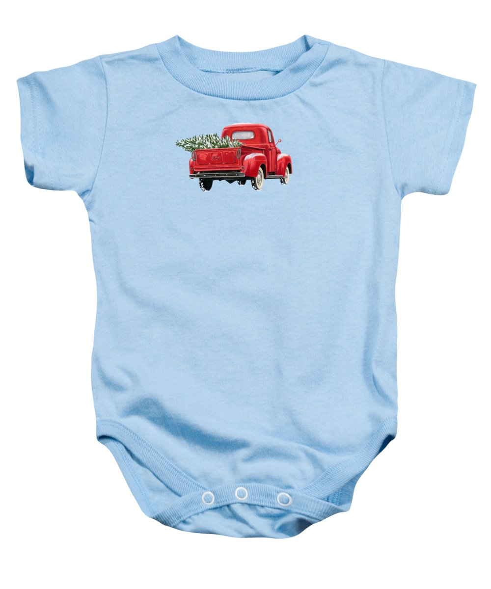 Mountain Baby Onesies