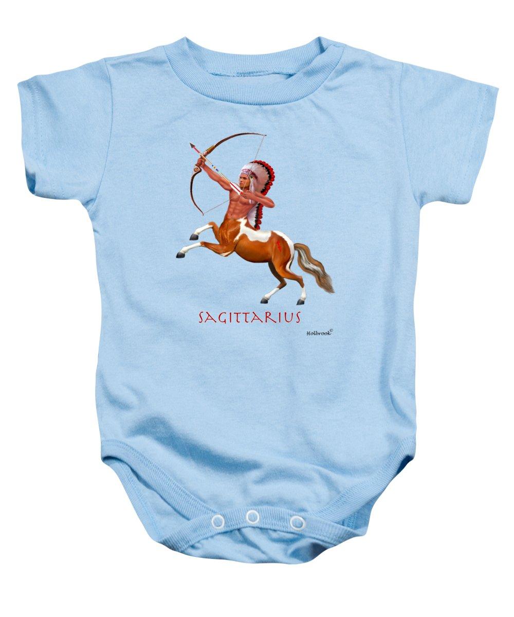 Centaur Baby Onesies