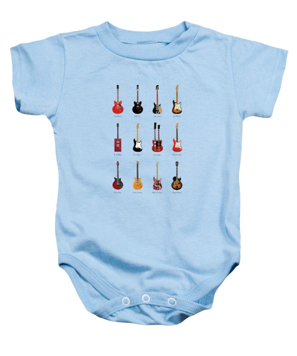 Eric Clapton Baby Onesies