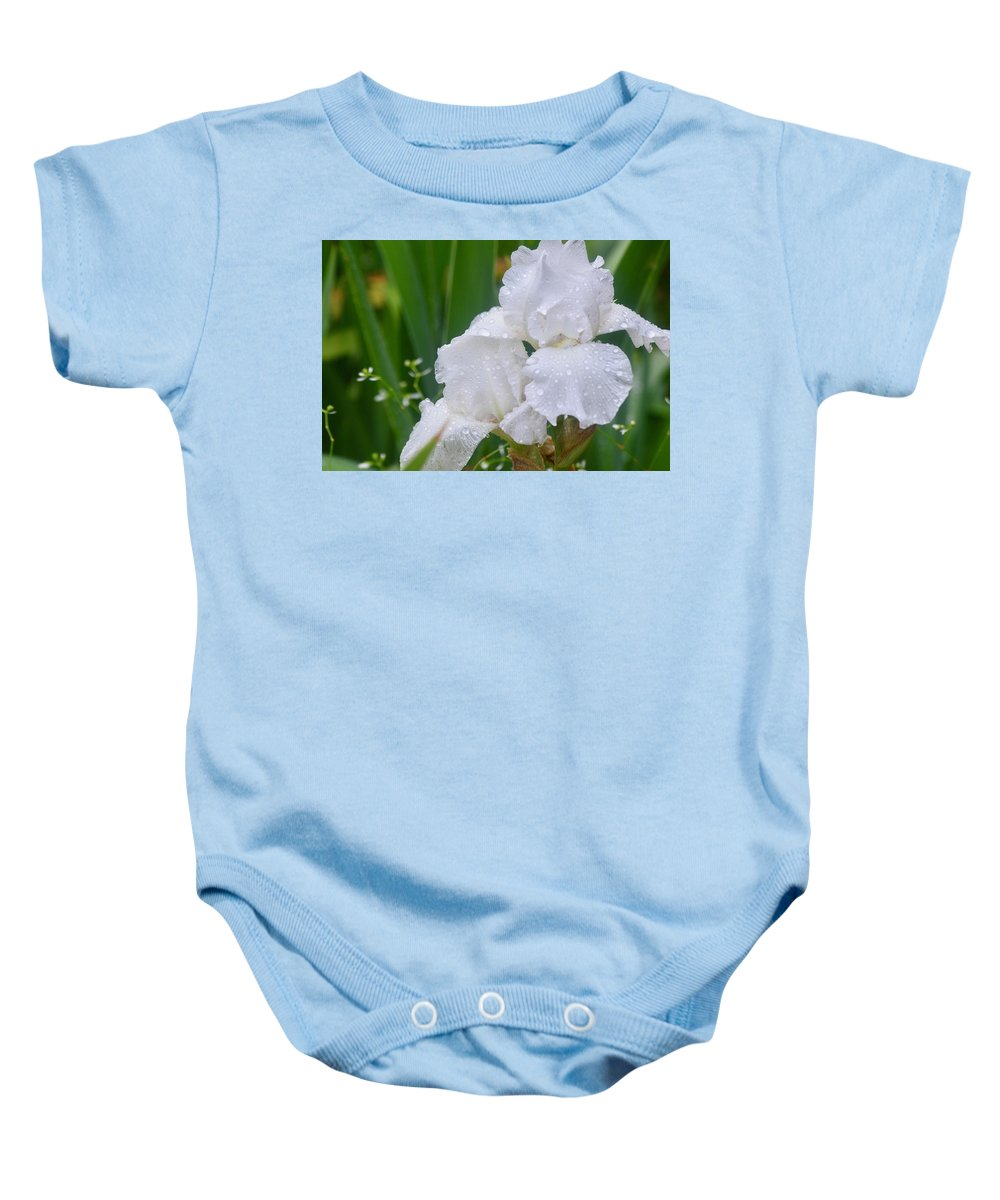 Impressive Baby Onesie featuring the photograph Atl 25b5 by James Conklin