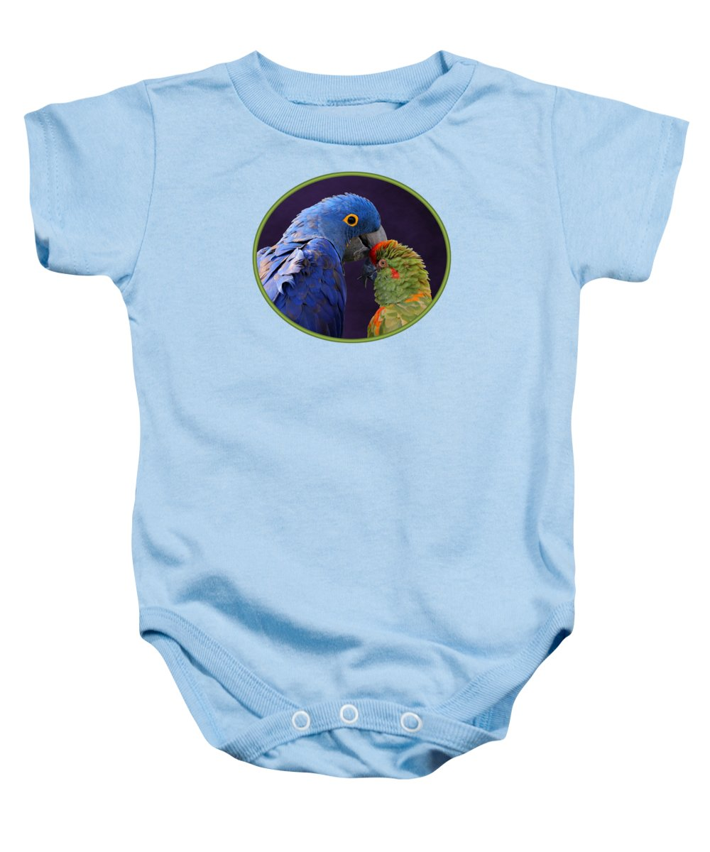5a4019662cdc Best Friends Forever Onesie for Sale by Debi Dalio