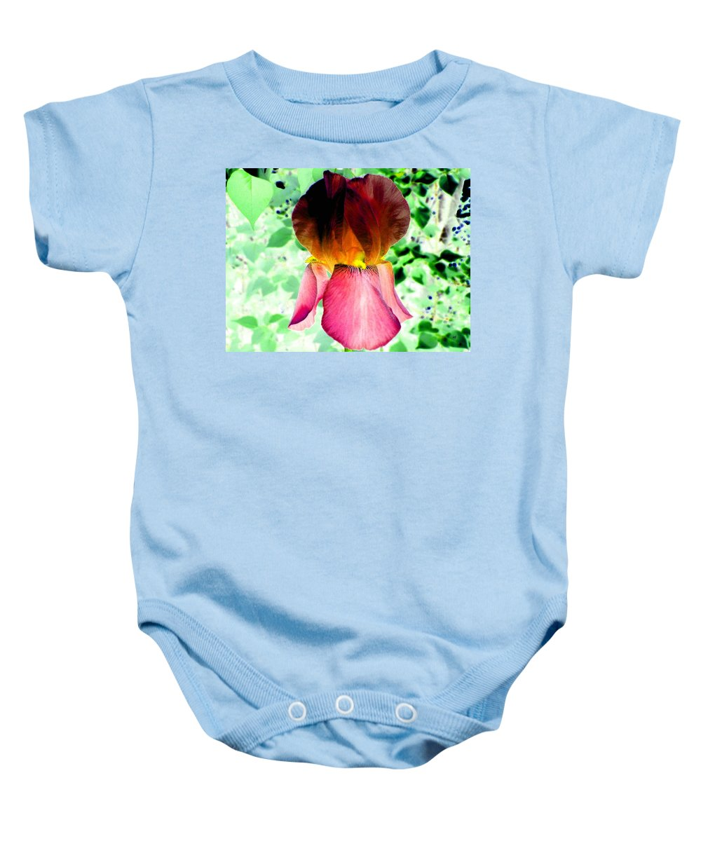 Photo Design Baby Onesie featuring the digital art Colormax 3 by Will Borden