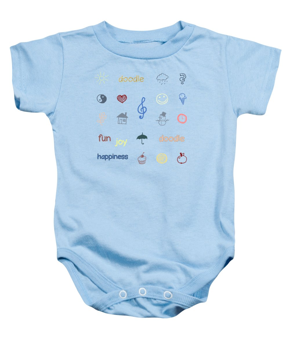 Apple Baby Onesies