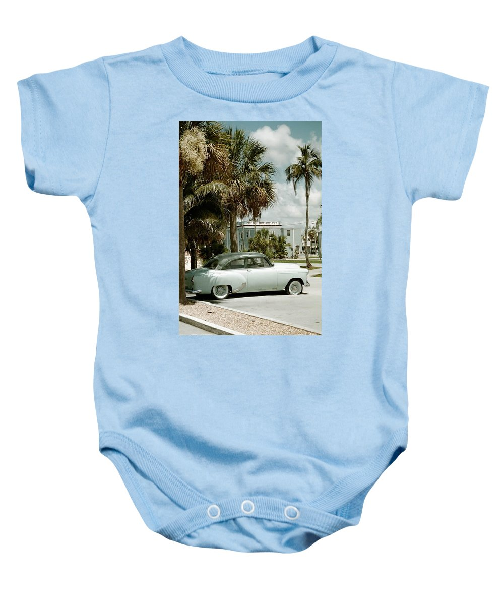 Everglade City Baby Onesie featuring the photograph Everglade City I by Flavia Westerwelle