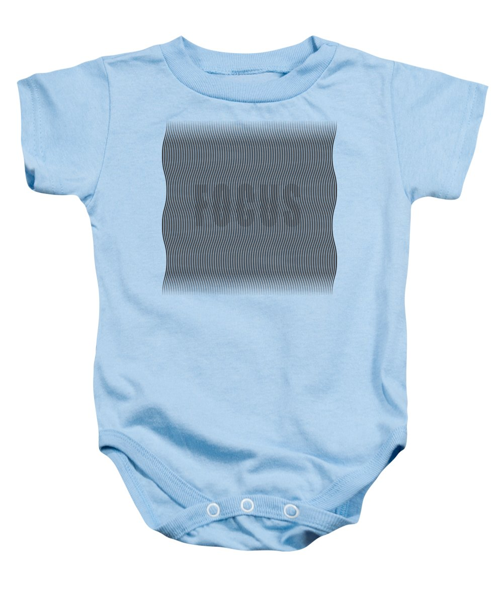 Baby Onesie featuring the digital art Focus by Eye Realized