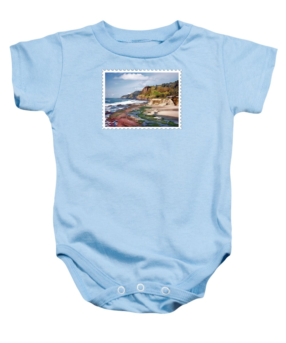 Oregon Coast Baby Onesies