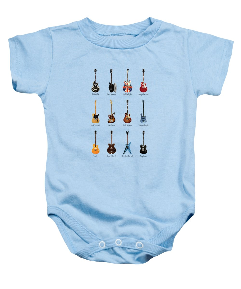 Neil Young Baby Onesies