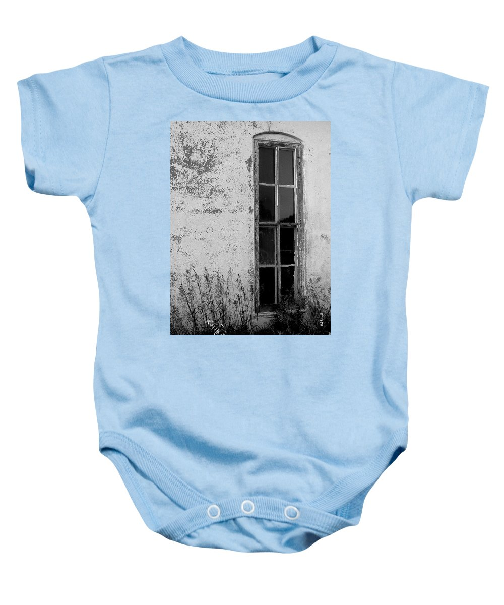 Home Baby Onesie featuring the photograph Home by Ed Smith