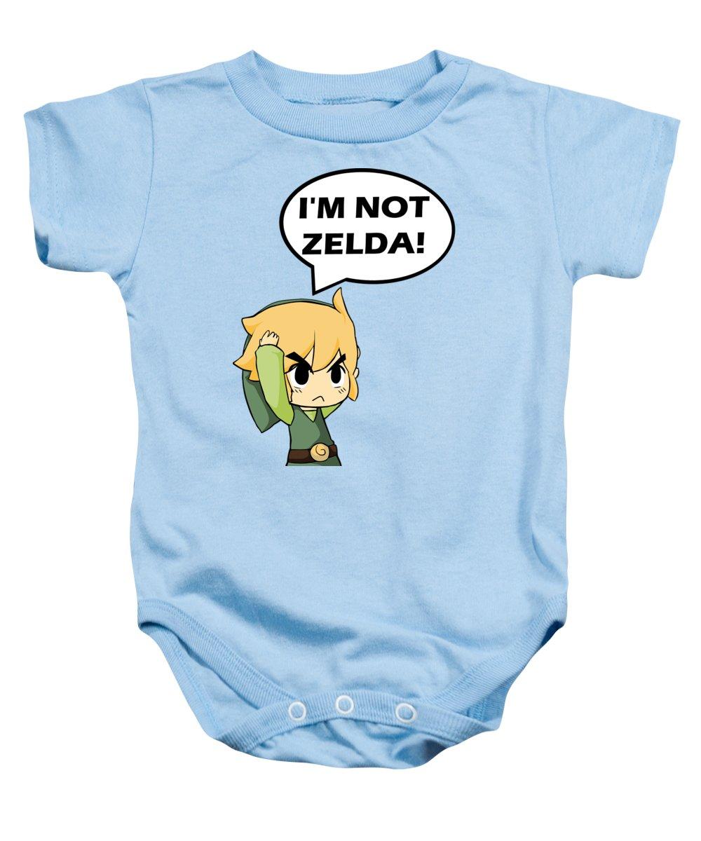248de034b The Legend Of Zelda Baby Onesies   Fine Art America
