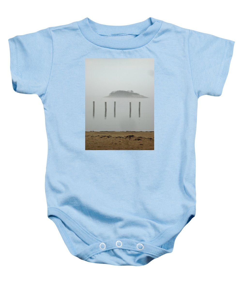 Landscape Baby Onesie featuring the photograph Level 5 by Nelson F Martinez