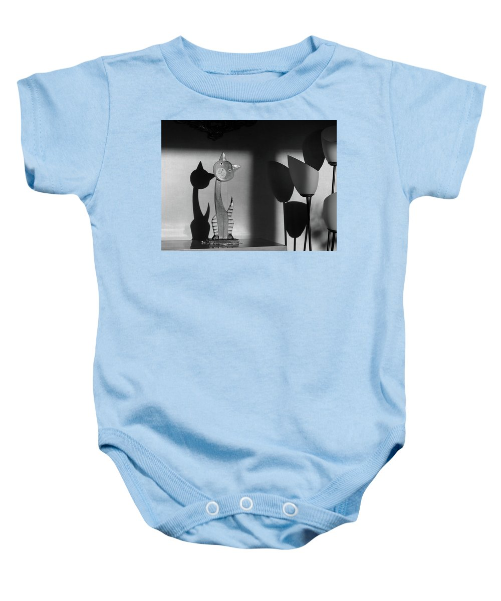 Retro Baby Onesie featuring the photograph Retro by Barry King