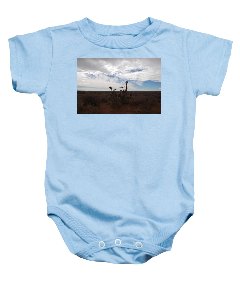 New Mexico Baby Onesie featuring the photograph Rio Rancho New Mexico by Rob Hans
