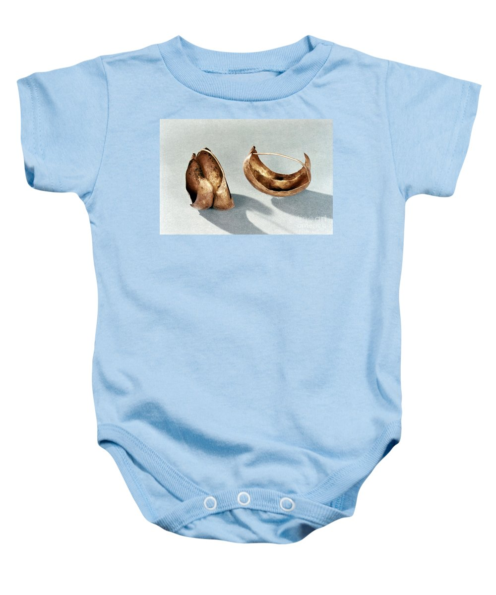 2500 B.c. Baby Onesie featuring the photograph Sumerian Jewelry by Granger