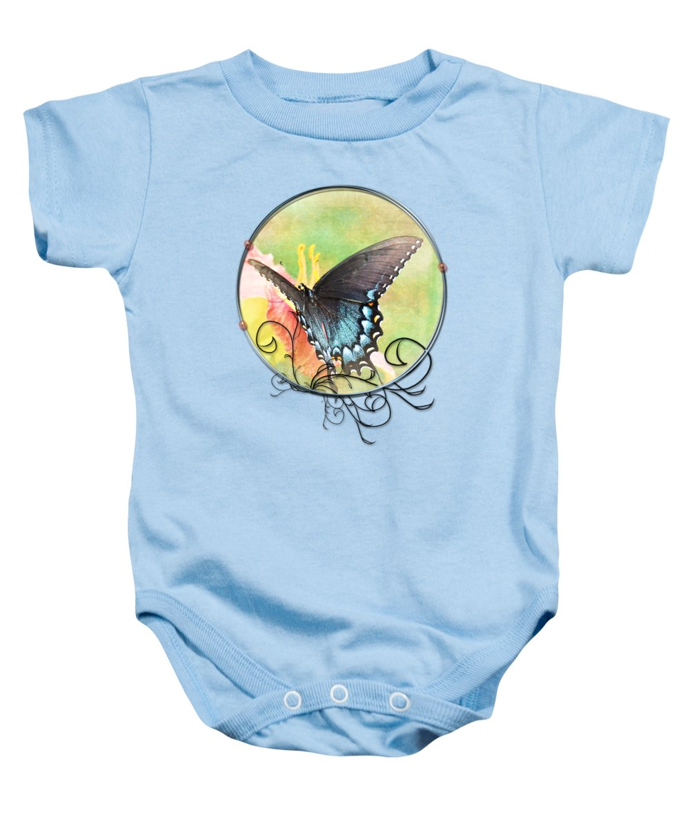 Swallowtail Baby Onesies