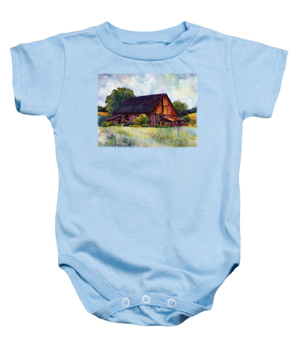 Countryside Baby Onesies