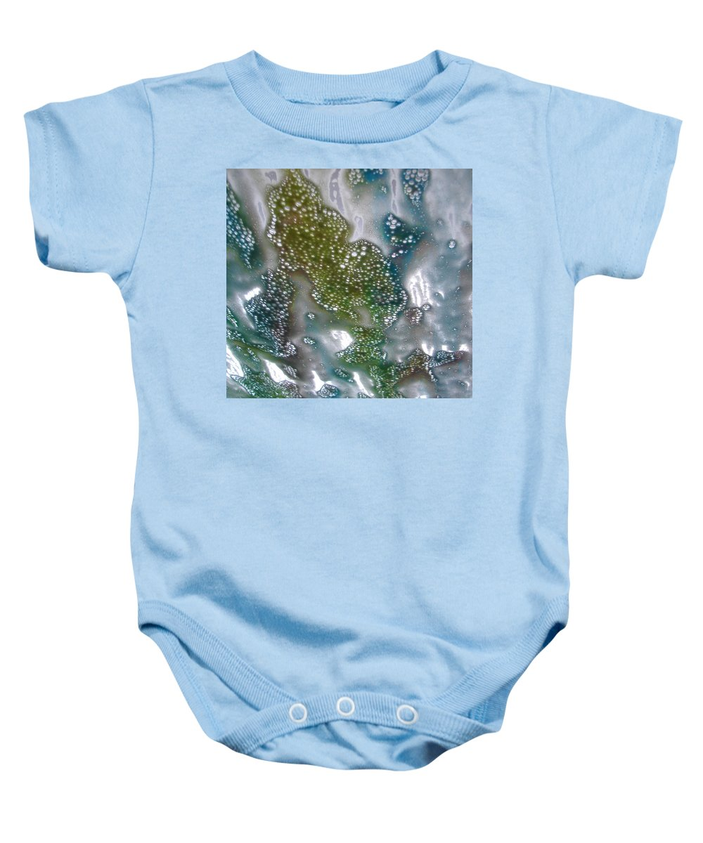 Baby Onesie featuring the photograph Wax On by Luciana Seymour