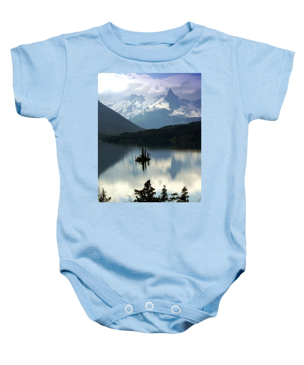Baby Onesie featuring the photograph Wild Goose Island 2 by Marty Koch