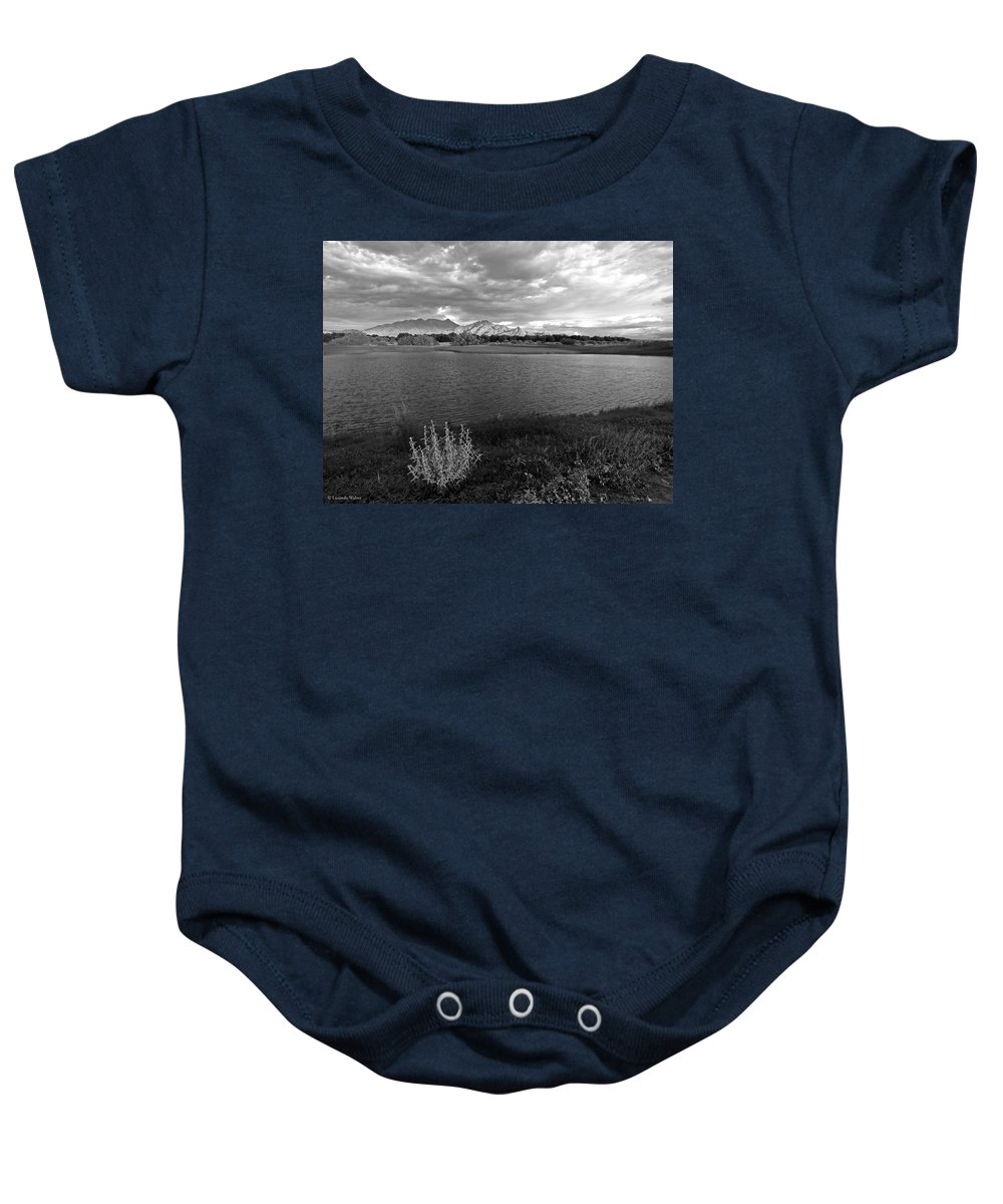 Monsoon Baby Onesie featuring the photograph After The Storm by Lucinda Walter