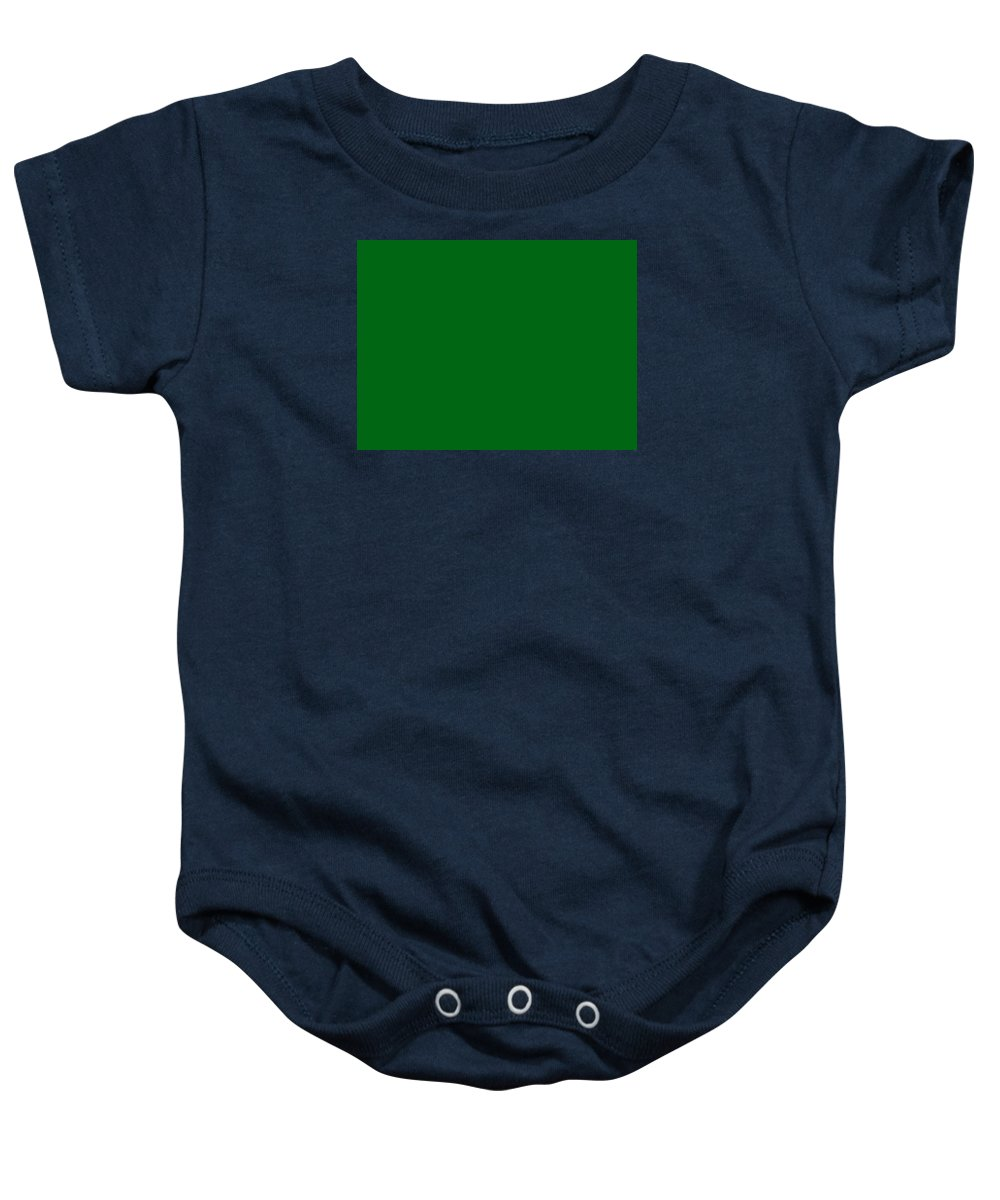 Abstract Baby Onesie featuring the digital art C.1.0-102-20.4x3 by Gareth Lewis