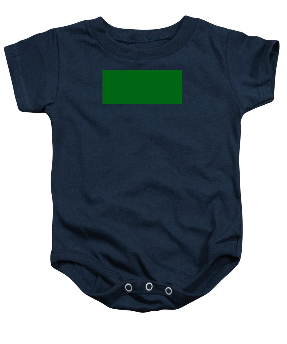 Abstract Baby Onesie featuring the digital art C.1.0-102-20.7x3 by Gareth Lewis