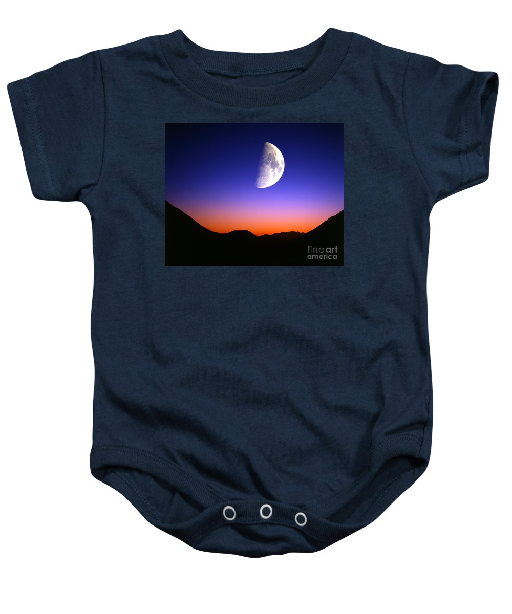 European Baby Onesie featuring the photograph Sweet Dreams by Edmund Nagele