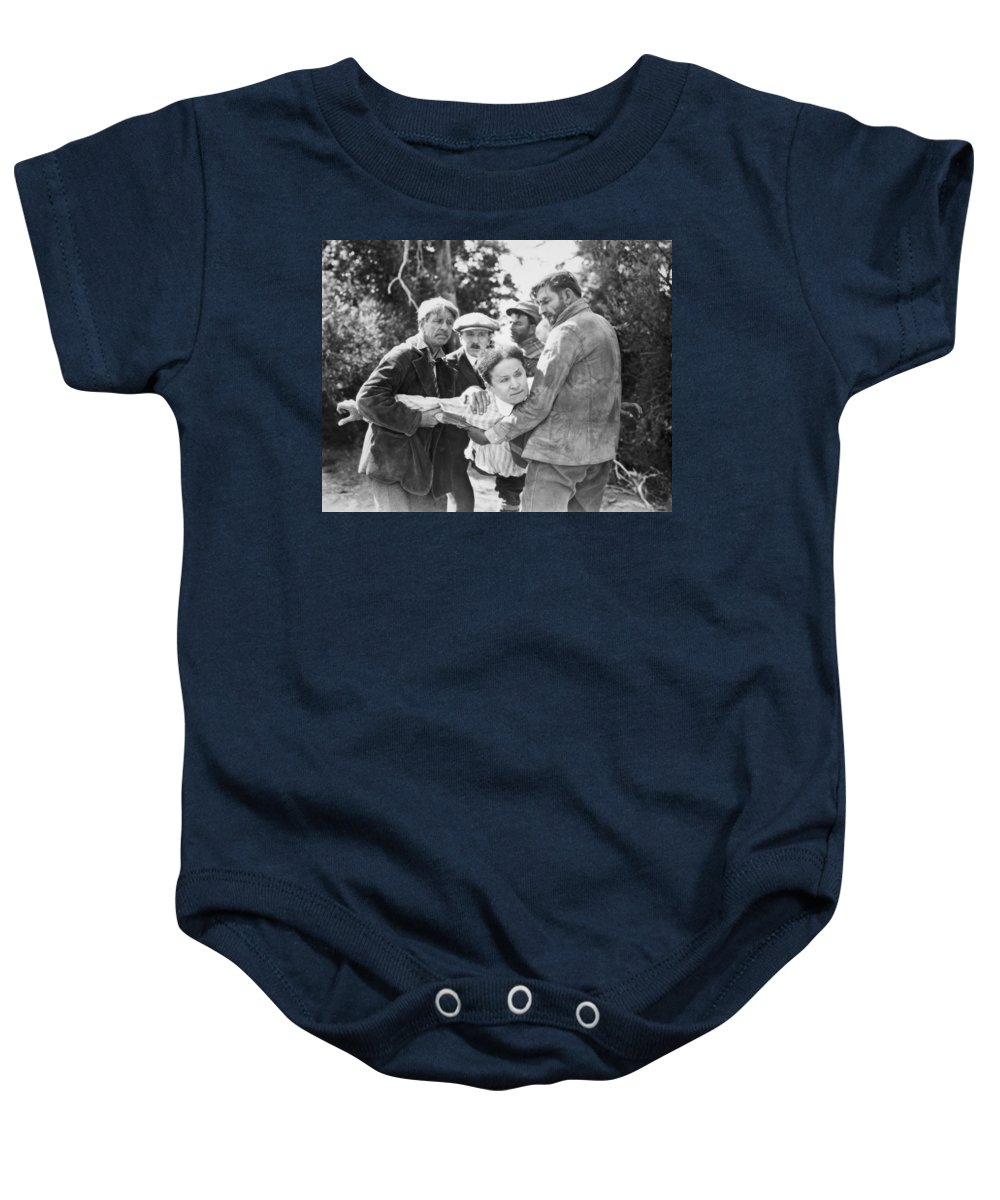 1919 Baby Onesie featuring the photograph Harry Houdini (1874-1926) by Granger