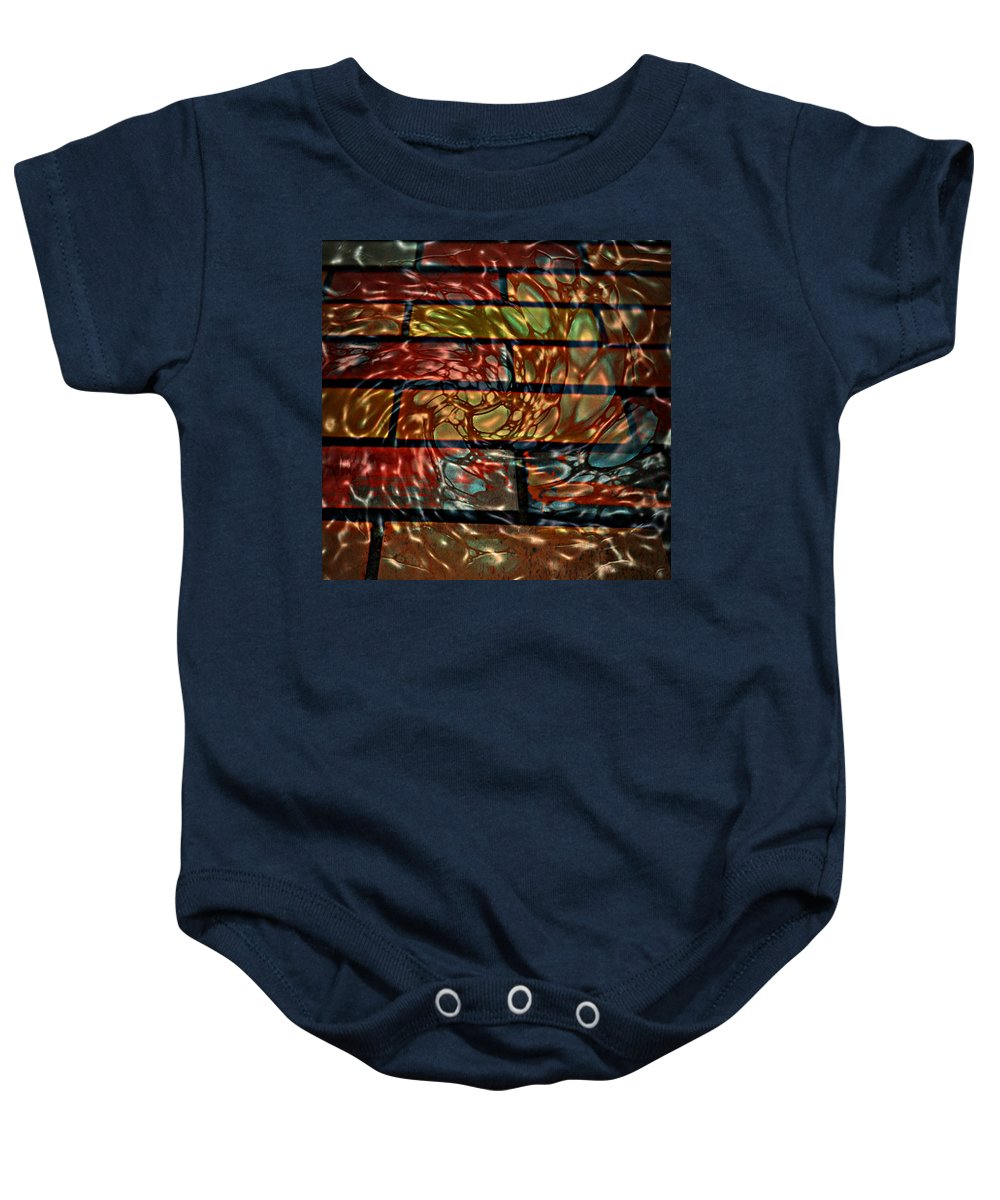 Street Photography Photographs Photographs Baby Onesie featuring the photograph Drip by The Artist Project