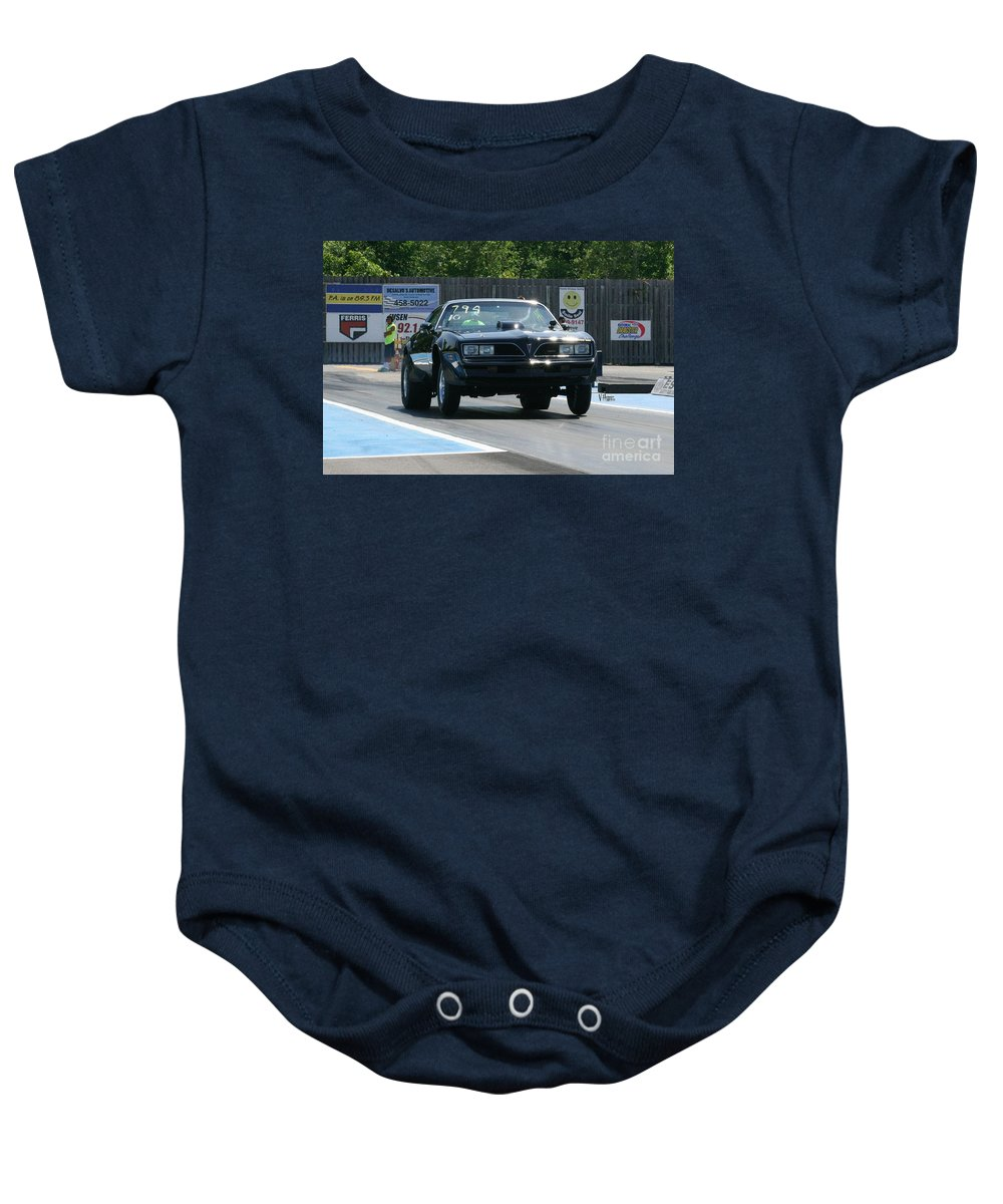 06-07-2015 Baby Onesie featuring the photograph 6366 06-07-2015 Esta Safety Park by Vicki Hopper