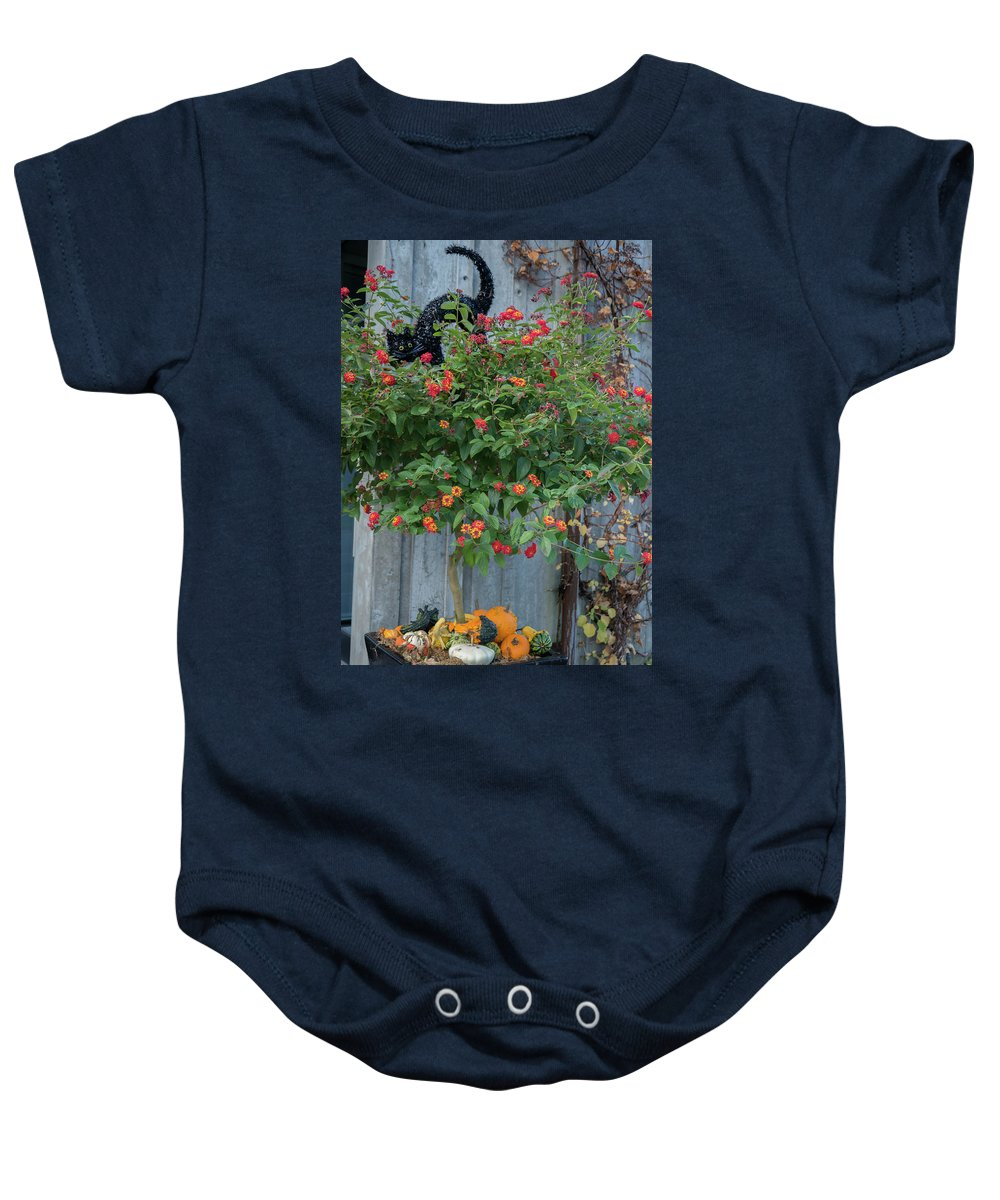 Outdoor Baby Onesie featuring the photograph About Autumn 2. by Andrew Kim