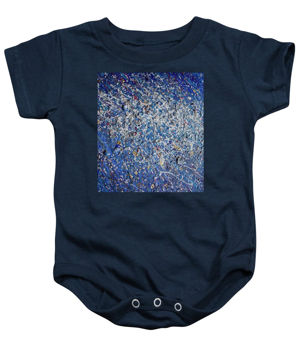Cosmos Baby Onesie featuring the photograph Cosmos Artography 560083 by E Lee Wilson Jr
