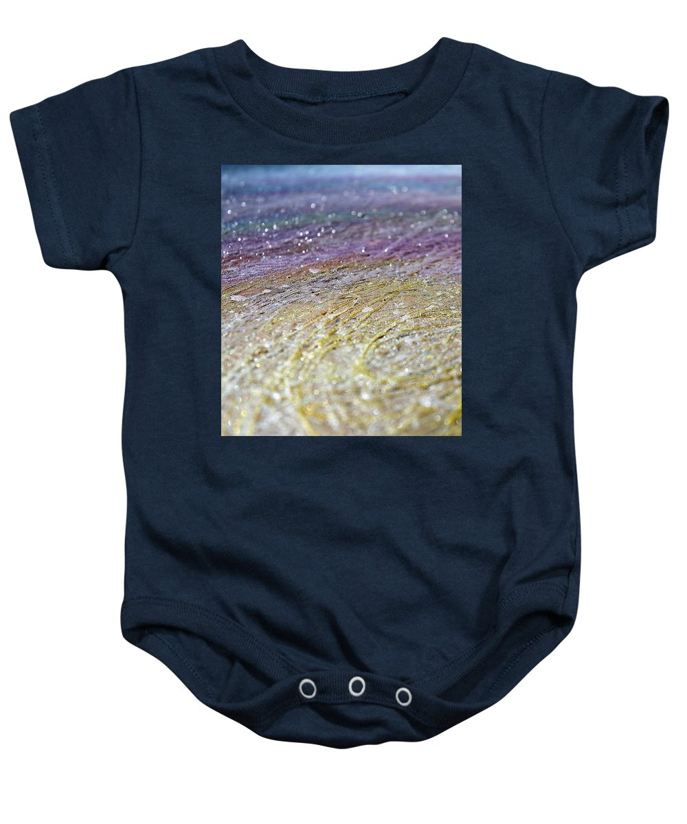 Cosmos Baby Onesie featuring the photograph Cosmos Artography 560087 by E Lee Wilson Jr