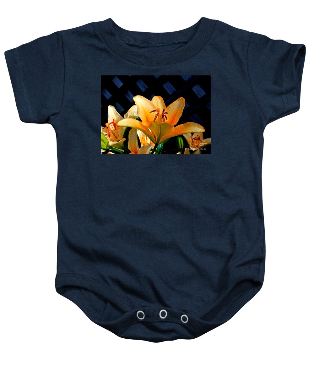 Tags: Baby Onesie featuring the photograph Creation-2 by Robert Pearson