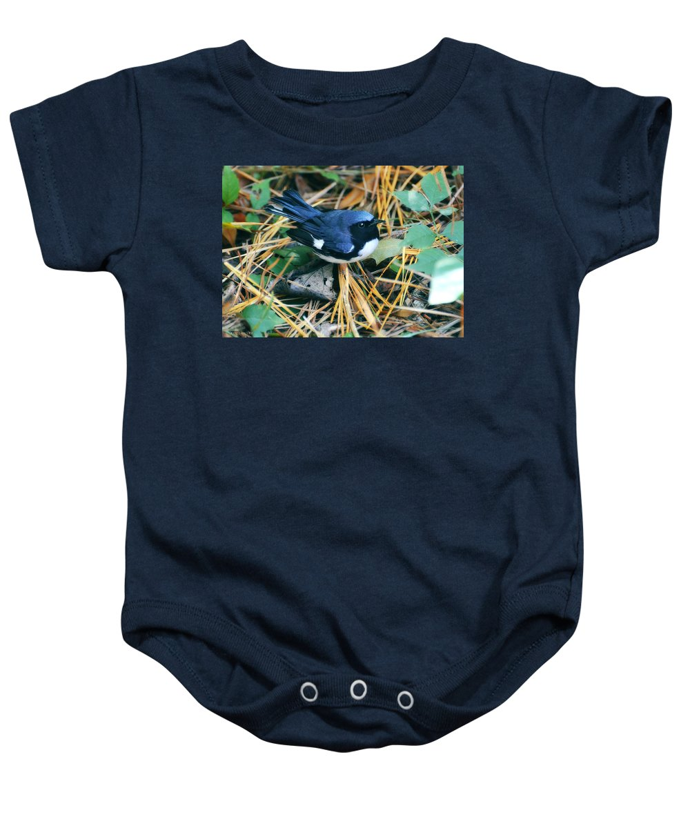 Cape May Baby Onesie featuring the photograph Found Treasure by Jennifer Kozlansky