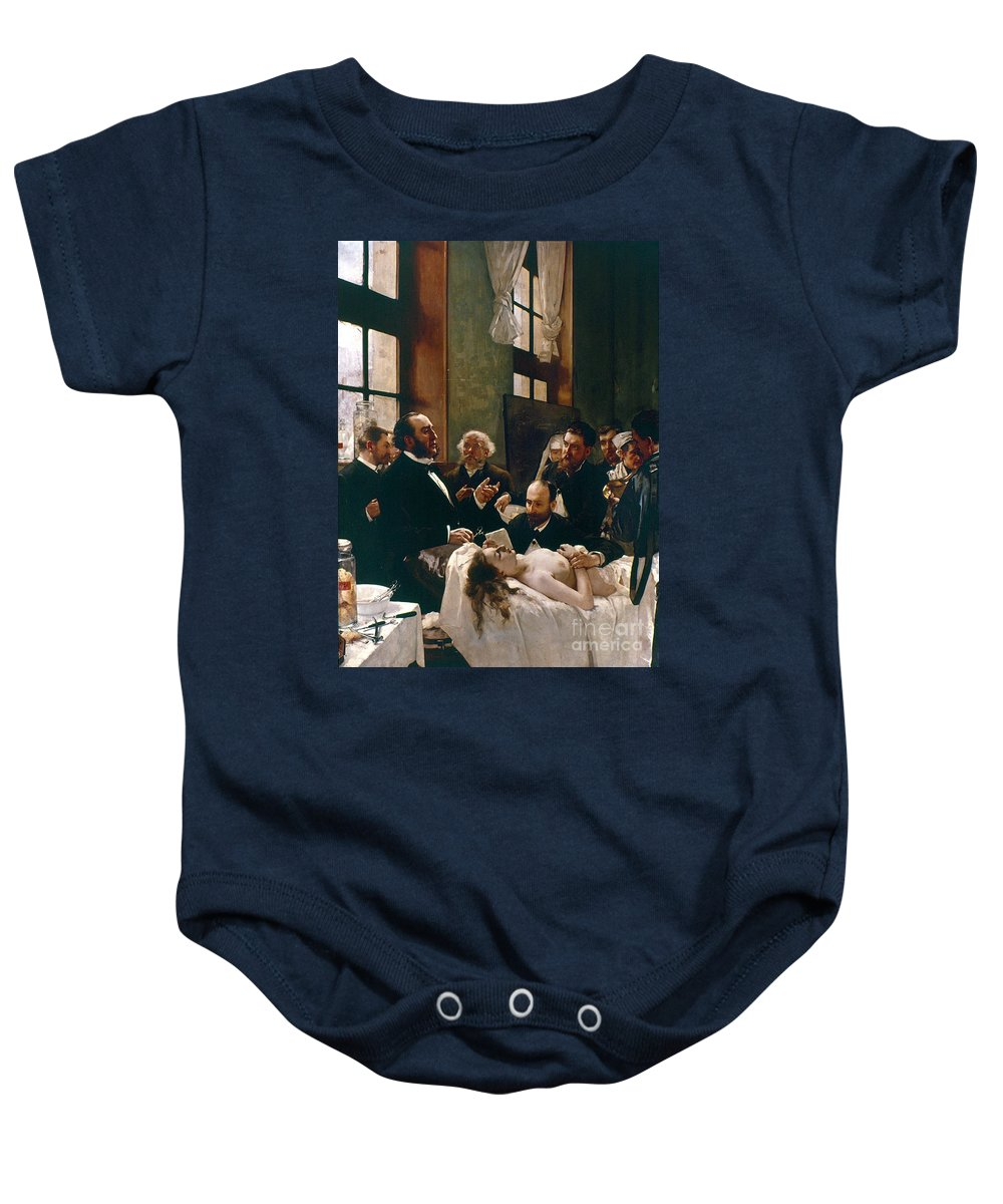 1881 Baby Onesie featuring the photograph Jules Emile Pean (1830-1898) by Granger