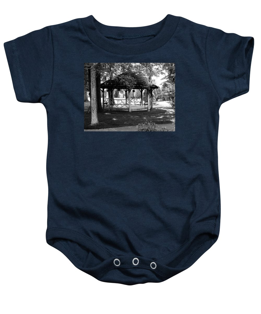 Outdoor Baby Onesie featuring the photograph Lazy Day by Charleen Treasures