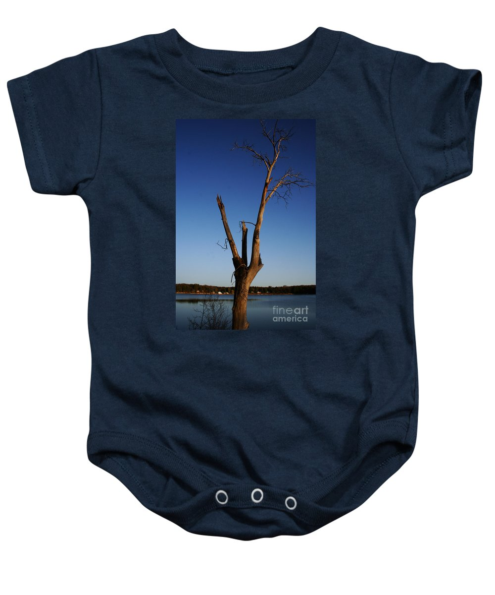 Baby Onesie featuring the photograph Living On by Jamie Lynn