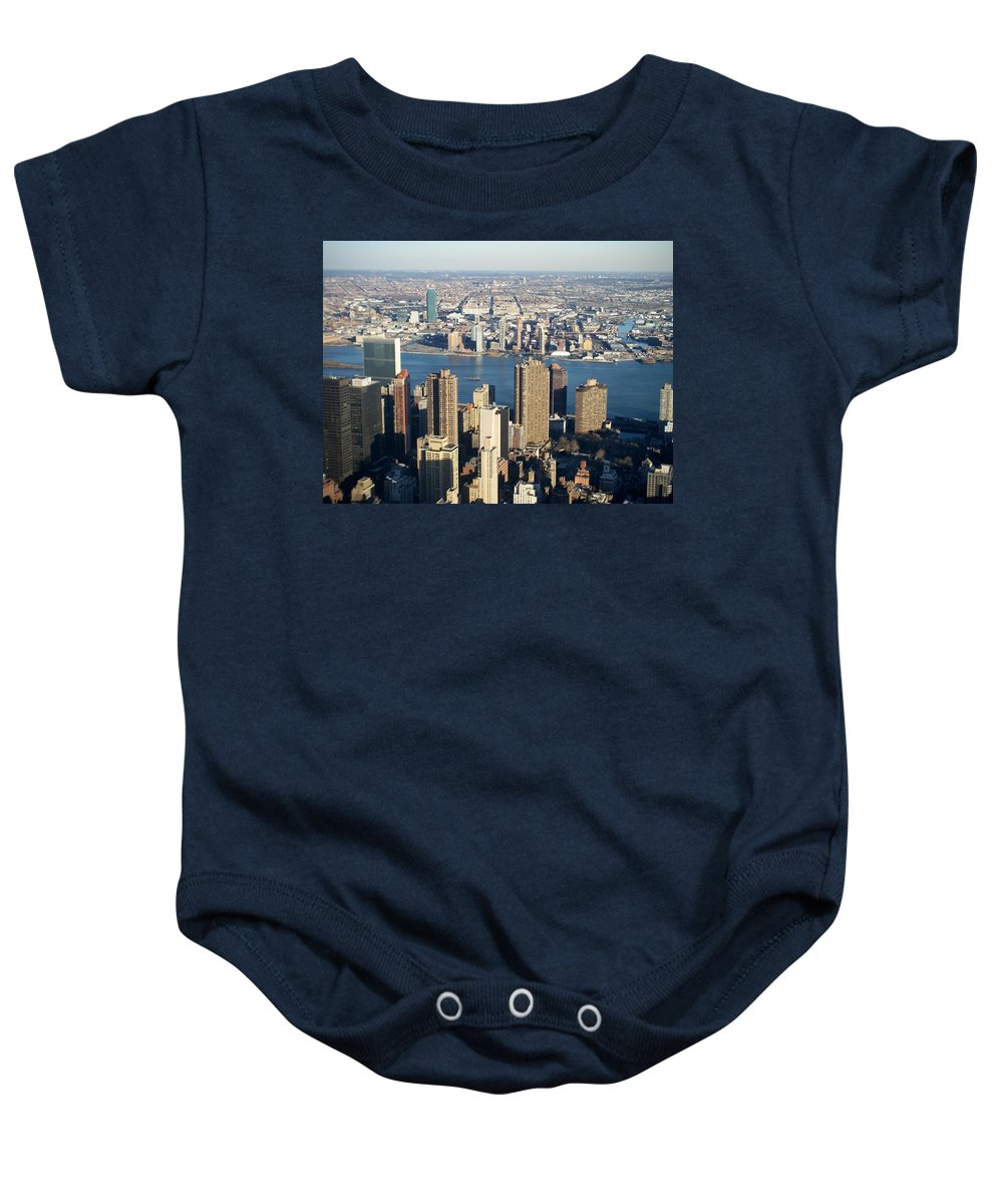 Nyc Baby Onesie featuring the photograph Nyc 6 by Anita Burgermeister