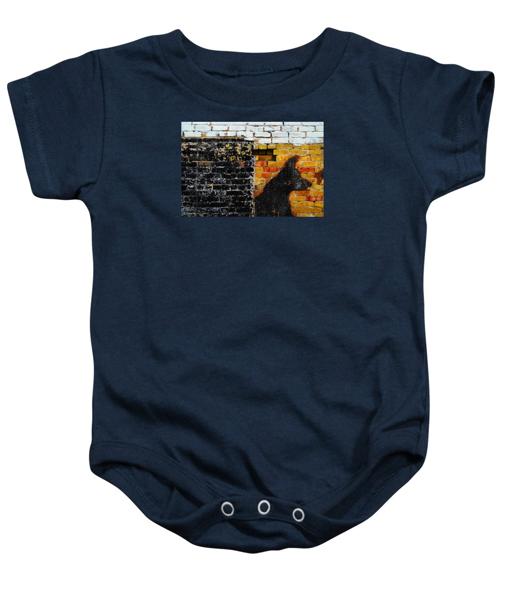 Skip Hunt Baby Onesie featuring the photograph Omen by Skip Hunt
