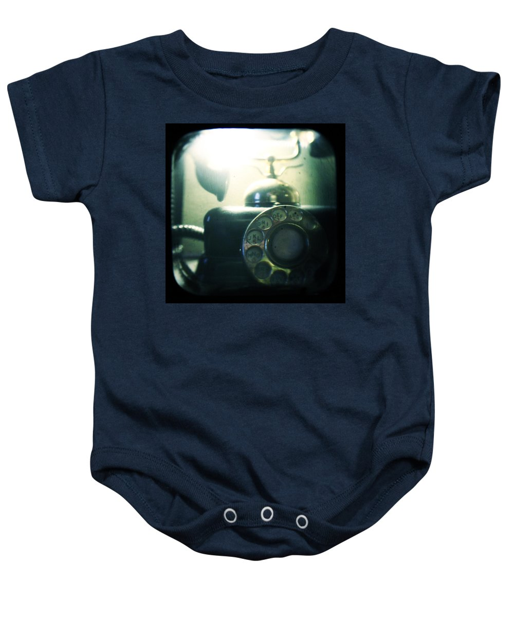 Antique Baby Onesie featuring the photograph Predecessor by Andrew Paranavitana