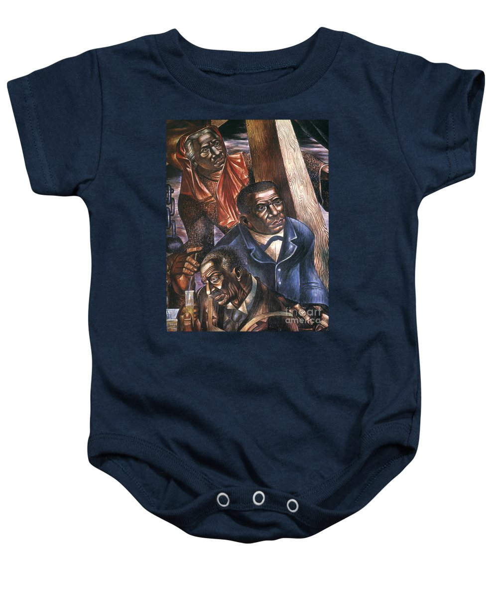20th Century Baby Onesie featuring the photograph Sojourner Truth, Et. Al by Granger