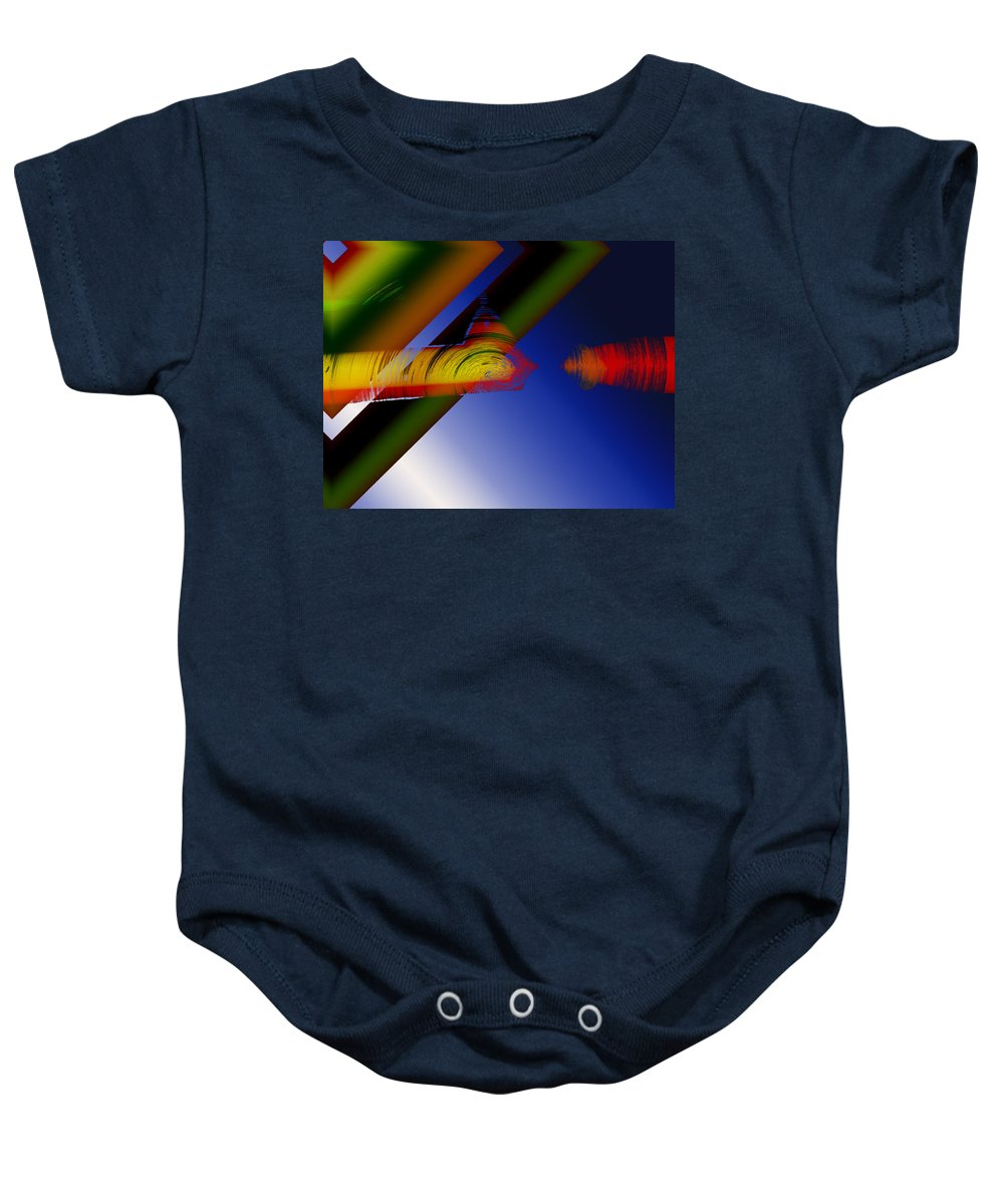 Photograph Baby Onesie featuring the photograph Spectrum Of Roses by Mindy Newman