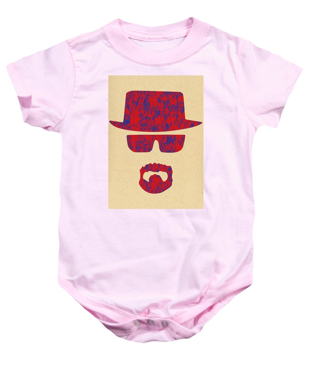 Breaking Bad Baby Onesie featuring the photograph Breaking Bad - 4 by Chris Smith