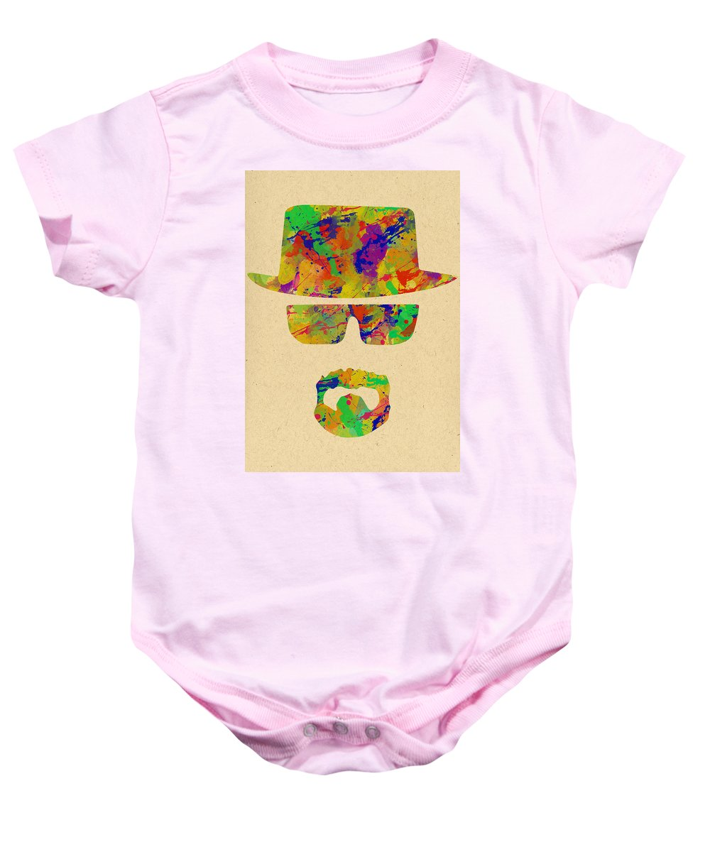 Breaking Bad Baby Onesie featuring the photograph Breaking Bad - 8 by Chris Smith
