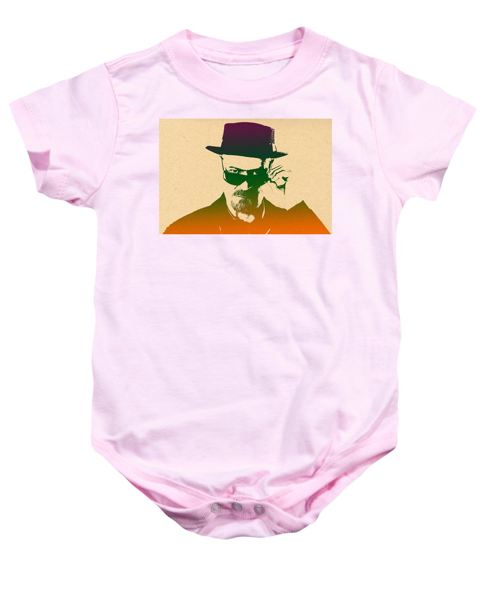 Breaking Bad Baby Onesie featuring the photograph Heisenberg - 8 by Chris Smith
