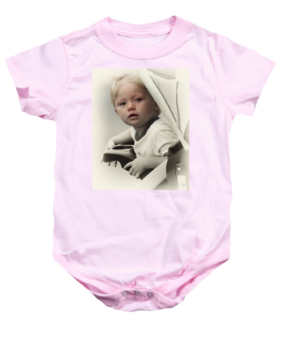 Acrylic Prints Baby Onesie featuring the photograph Some Things Never Go Out Of Style by John Herzog