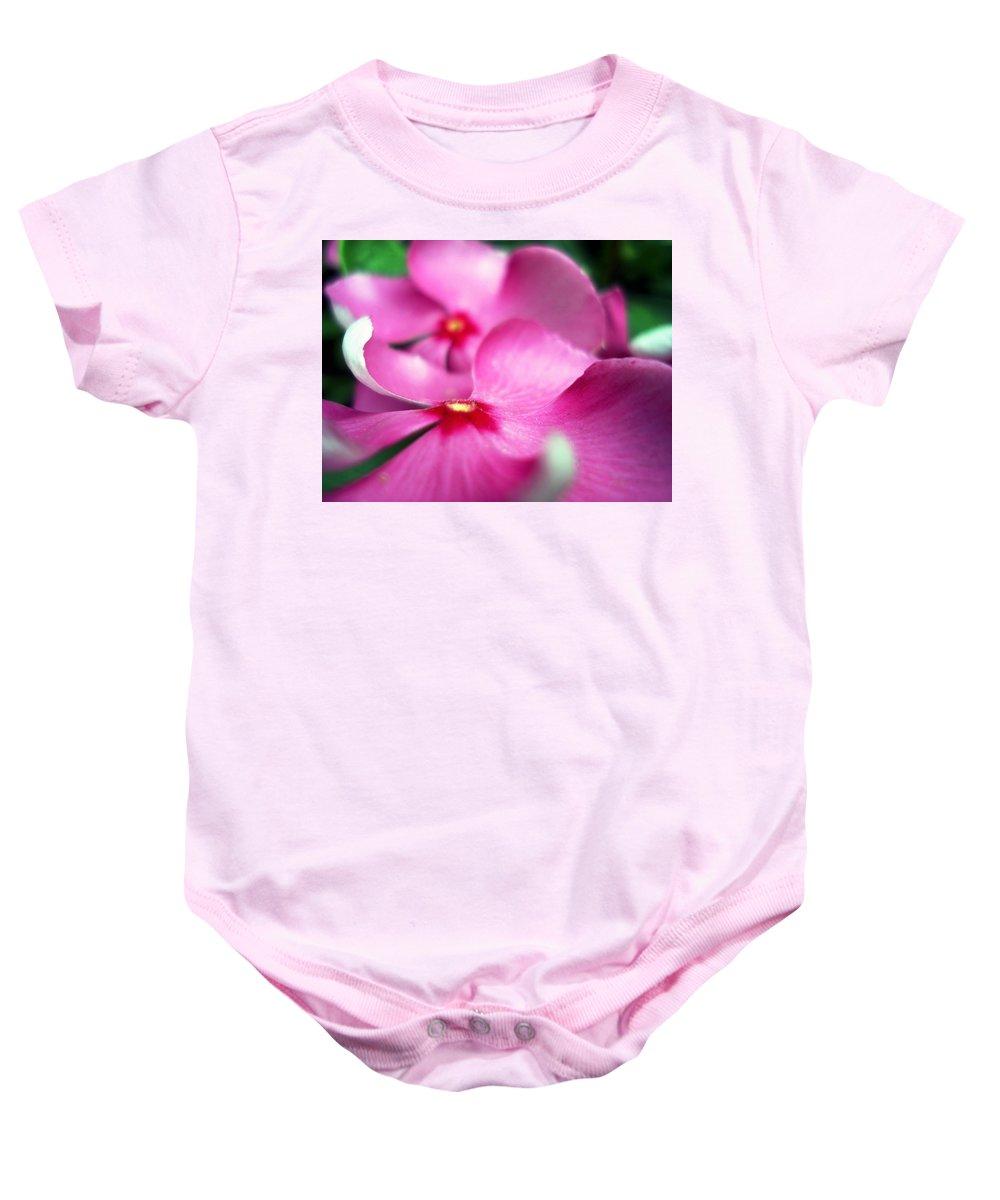 Flower Baby Onesie featuring the photograph Twins by Sumit Mehndiratta